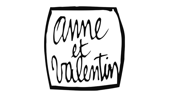 Example image of Anne et Valentin, speelse brilmonturen
